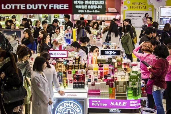 11年来首次亏损销售暴跌95%!韩国的两家免税店退出仁川机场