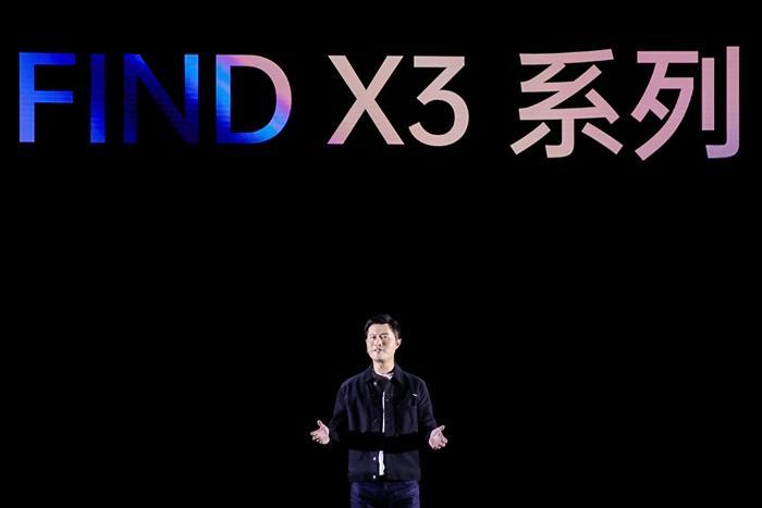 OPPO Find X3系列发布十年理想之作带来全新色彩体验